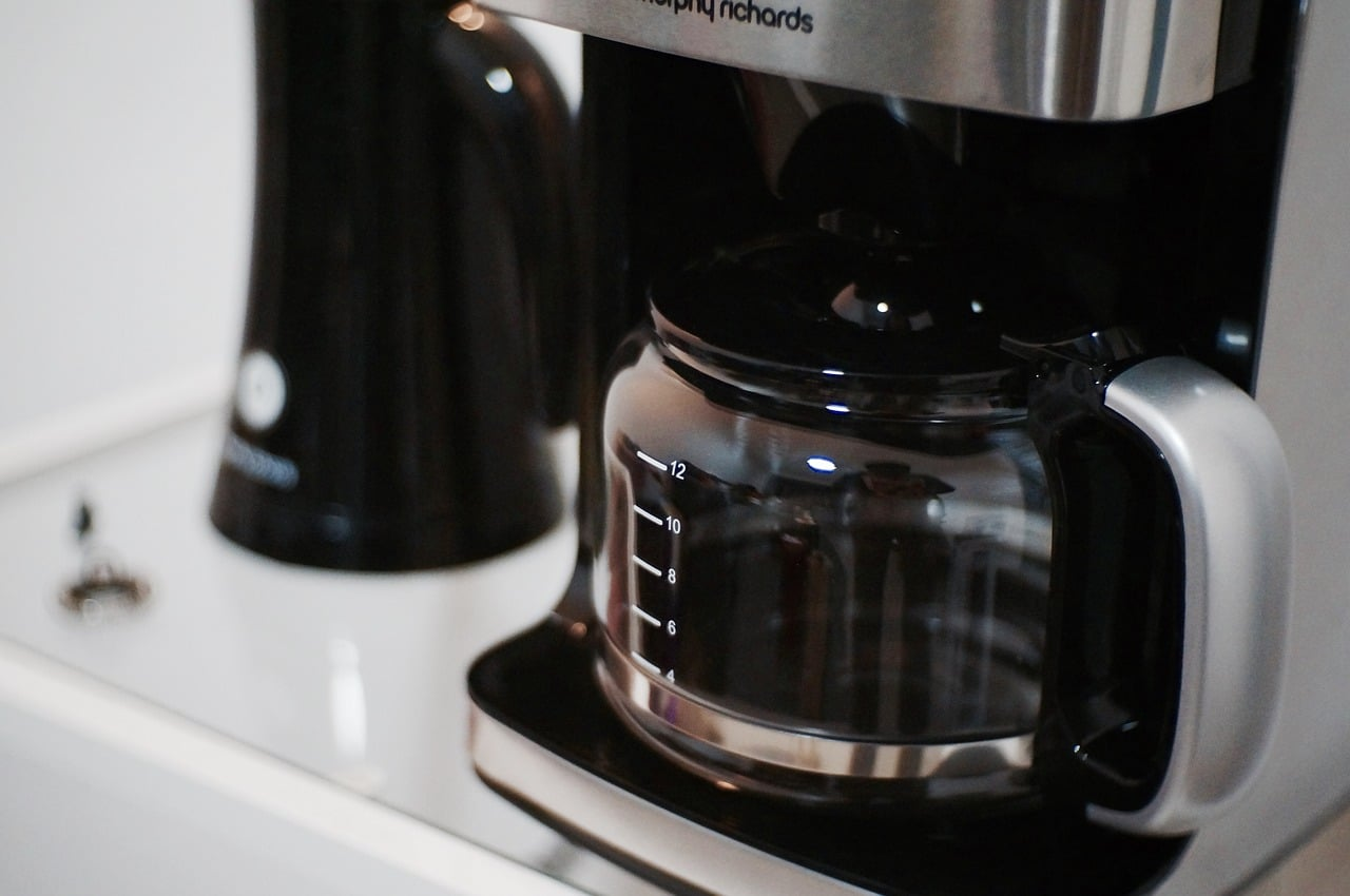 Mold Inside Your Coffee Maker Is Making