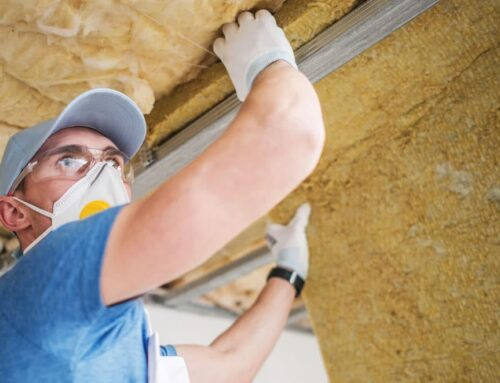 How To Remove Mold From Fiberglass Insulation In Attic & Walls