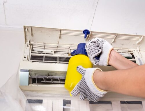 HVAC Mold Removal. What's Involved & How To Prevent It